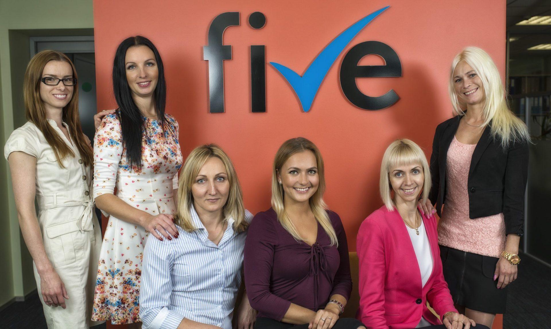 Five meeskond